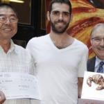 Takashi Ochiai guanya el concurs al millor croissant de mantega del estat espanyol