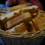 Pan y restaurantes
