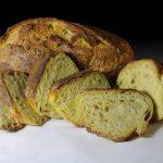 Maisano, la combinació de farina de blat i de blat de moro