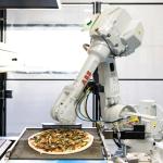 Arriben els robots pizzers