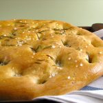 Recepta Focaccia – World Bread day 2017